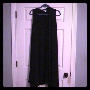 Lularoe Joy in black